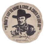John Wayne Stepping Stone