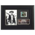 John Wayne Special Edition Framed Minicell