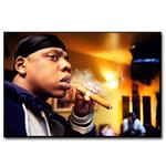 Jay Z with Cigar - New York - 1999