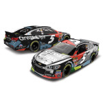 Kasey Kahne #5 2014 Great Clips 1:24 Scale Diecast COLOR CHROME