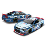 Kasey Kahne #5 2014 Farmers Insurance 1:24 Scale Diecast COLOR CHROME