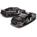 Kasey Kahne #5 Farmers / Thank a Million Teachers 2014 Nascar Sprint Cup Series Diecast 1:24 Color Chrome