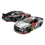 Kasey Kahne - #5 Great Clips Cable 2015 Nascar Sprint Cup Series Diecast 1:24 Scale Color Chrome