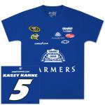 Kasey Kahne Farmers Uniform T-shirt