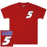 Kasey Kahne Big Number T-shirt