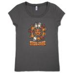 TTB Women's Tour Shirt - Charcoal