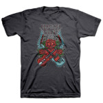 TTB Men's 2014 Fall Winter Tour T-Shirt - Dark Gray