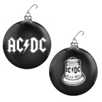 AC/DC Holiday Ornament