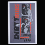 "AC/DC Dirty Deeds 12"" x 18"" Tour Poster"