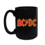 AC/DC Red Logo Mug