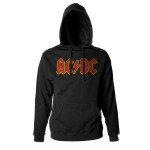 AC/DC Red Logo Pullover Hoody