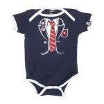 Angus Suit Infant Onesie