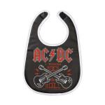 AC/DC Guitar Bib