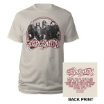 Aerosmith Band Photo Tour Tee