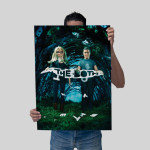 Aimee Mann and Ted Leo 'The Both' Poster