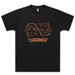 Aimee Mann Unisex Charmer T-Shirt - Charcoal