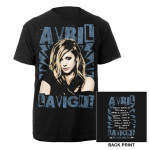 Black Star Tour Photo Tee