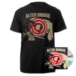 The Last Hero CD + Tee Bundle