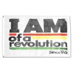 I AM of a Revolution Flag