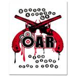 O.A. R. BONNER SPRINGS, KS - 6.6.09 SANDSTONE EVENT POSTER