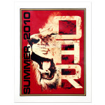 O.A.R. Summer 2010 Oversized Lion Sticker