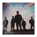 O.A.R. Rockville LP Sticker