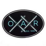 XX Tour Logo Sticker