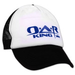 O.A.R. King Blue Logo Trucker Hat
