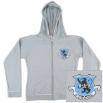 O.A.R. Womens Coat-of-Arms Zip Hoodie