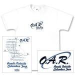 O.A.R. ROC 1st Leg Tour T-Shirt