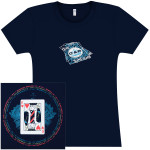 O.A.R. Ladies SUMMER 2011 King Tour T-Shirt