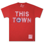 "O.A.R. Collective NBA ""This Town"" Philadelphia 76ers T-Shirt"