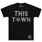 "O.A.R. Collective NBA ""This Town"" Brooklyn Nets T-Shirt"