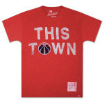 "O.A.R. Collective NBA ""This Town"" Washington Wizards T-Shirt"