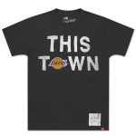 "O.A.R. Collective NBA ""This Town"" Los Angeles Lakers T-Shirt"