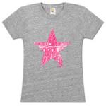 O.A.R. Star Girl's Tee