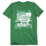 O.A.R. Extended Stay Tour - Troubadour Courts T-Shirt