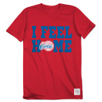 "O.A.R. ""I Feel Home"" LA Clippers T-Shirt"
