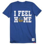 "O.A.R. ""I Feel Home"" Blue Collective T-Shirt"