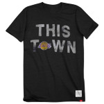"O.A.R. Collective NBA ""This Town"" LA Lakers T-Shirt"