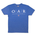 O.A.R. - Chicago Cubs Wrigley Field Commemorative Tee