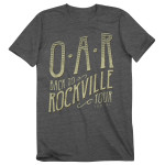 O.A.R. Back To Rockville Tour 2015 T-Shirt