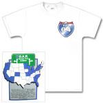 O.A.R. Winter '04 Tour T-Shirt