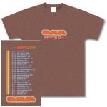 O.A.R. Spring '04 Tour T-Shirt