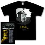 O.A.R. Fall 2005 Tour T-Shirt