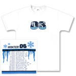 O.A.R. White Winter 06 Tour T-Shirt