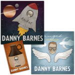 Danny Barnes Rocket Deluxe Limited Edition Combo