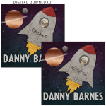 Danny Barnes Rocket CD + Digital Download