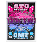 ATO Records Autographed CMJ Poster