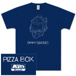 Danny Barnes - Pizza Box Shirt